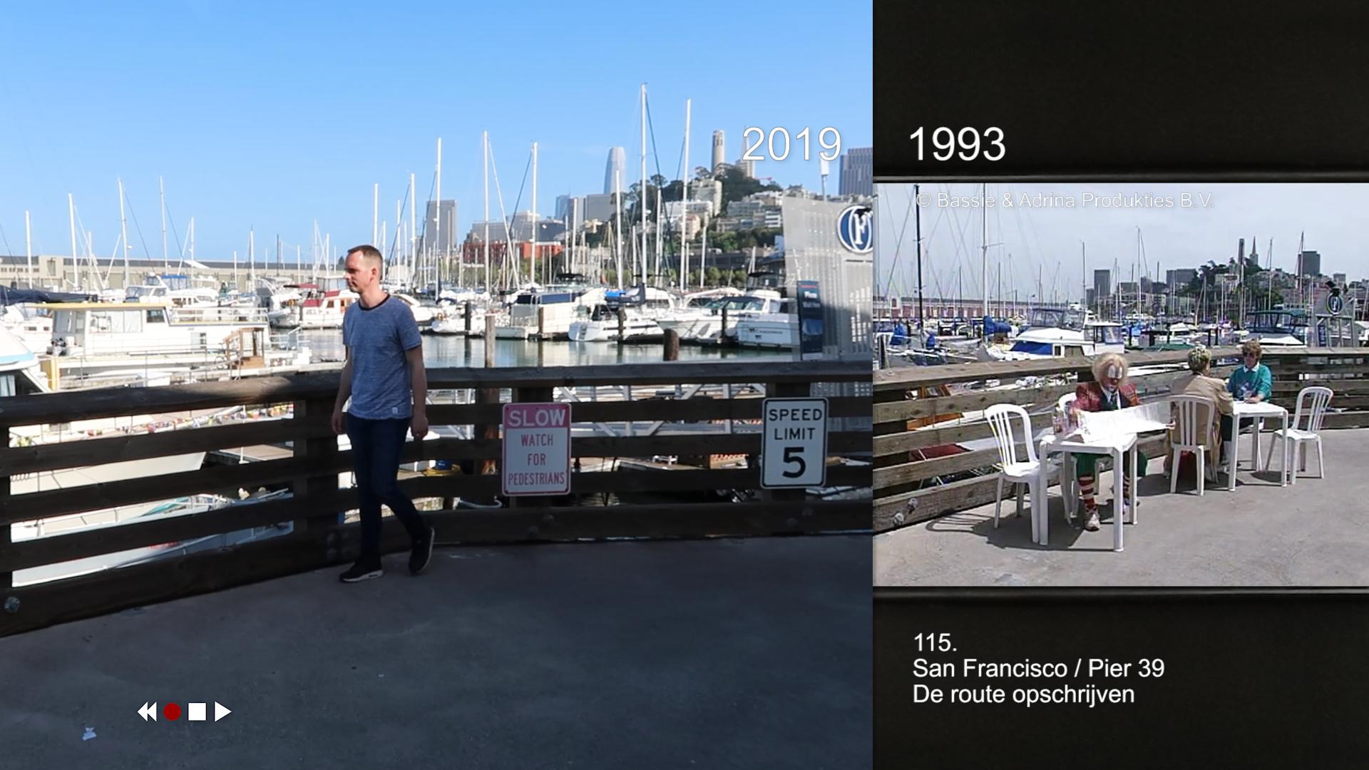 Bassie en Adriaan / Pier 39