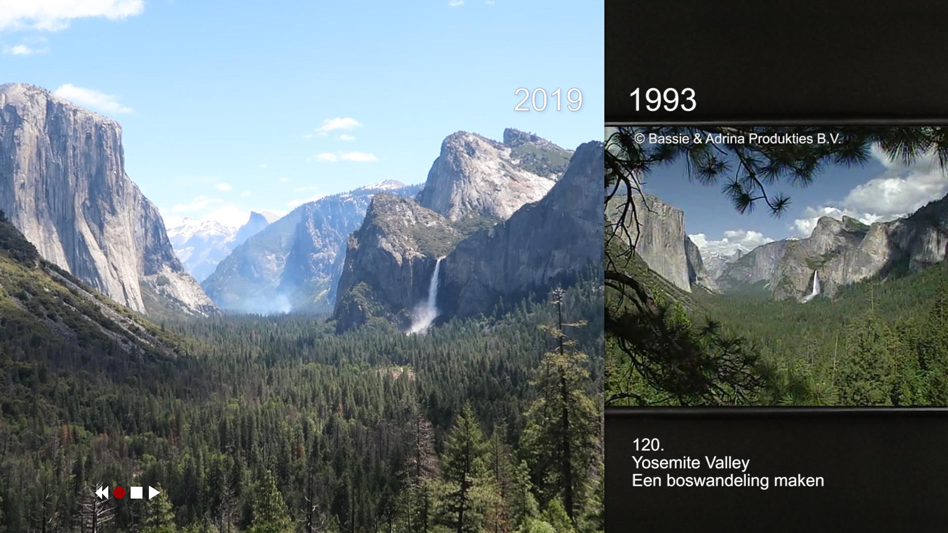 Bassie en Adriaan / Yosemite Park